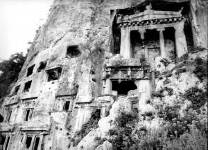 Fetyia Rock Tombs