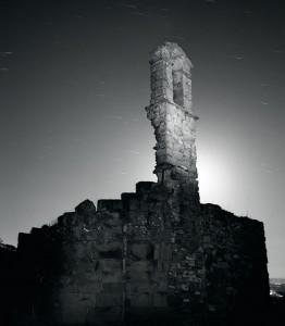 San Donatello Ruins