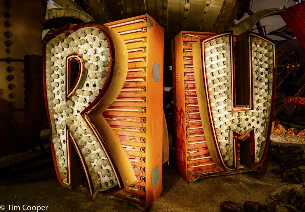 RH, Neon Graveyard